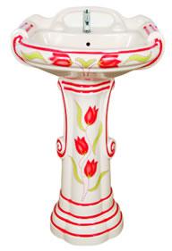 Handcraft washbasin