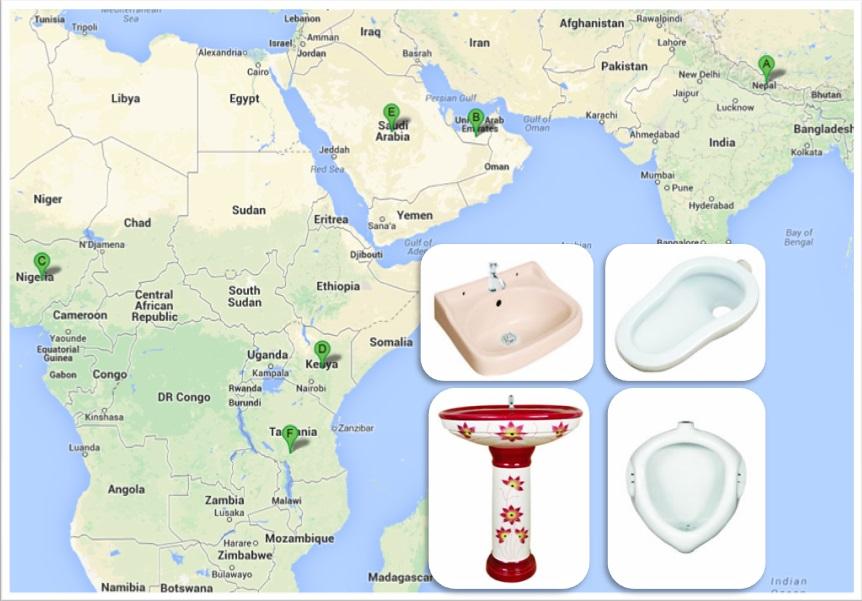 Ceramic Sanitary Wares