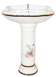 2060 Sticker Wash Basin