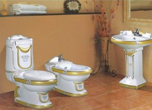 Wash Basin & Bathroom Accessories