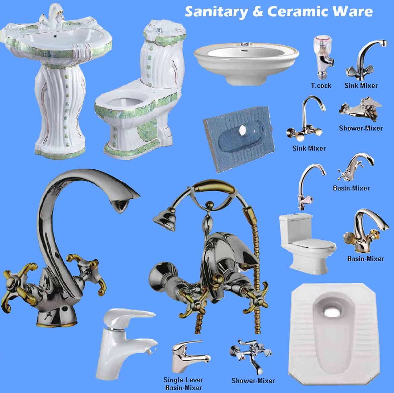 Buy ceramic sanitary ware