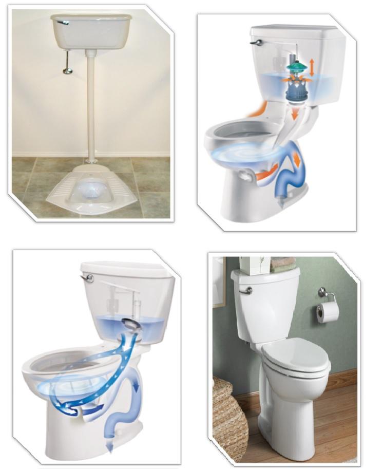 Advanced Models of Flush