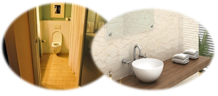 Efficiency of Sanitary Ware Usage